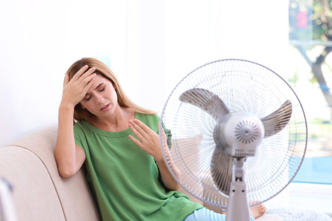 Caldo e rischio cardiovascolare: cause, sintomi, rimedi
