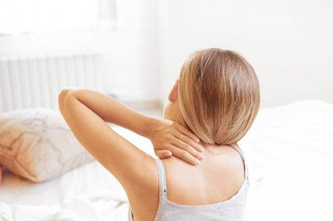 La cervicalgia: cause e rimedi per un dolore causato spesso dallo stress
