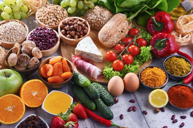 Intolleranze alimentari:<br> promozione sul test dei 108 alimenti